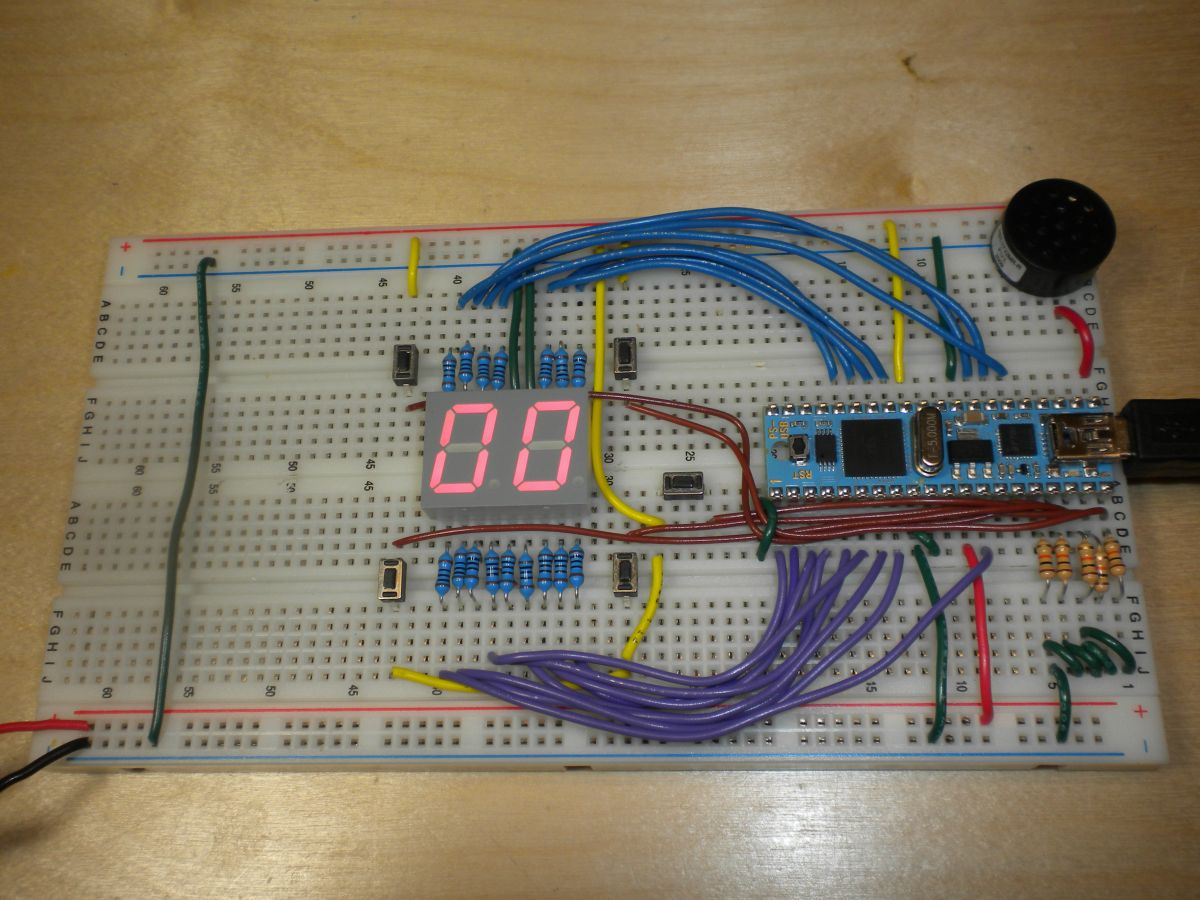 Propeller Games P1 Hi Lo Circuit Cellar Parallax Converter Wiring Diagram Ill Present Several Gaming Projects That Use The Chip Is Perfect For With Its Multiple Cpu Cores To Handle