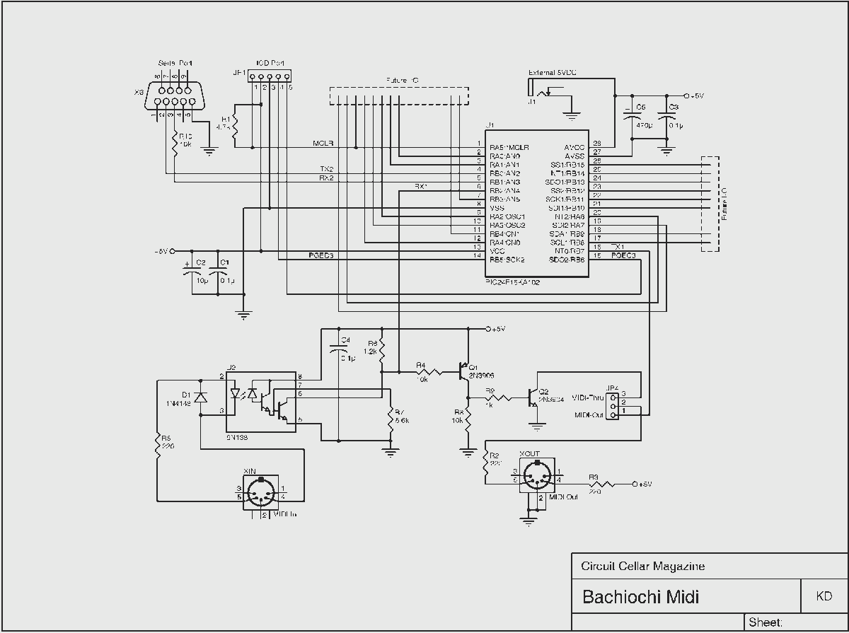 The correct schematic appears below. Circuit ...