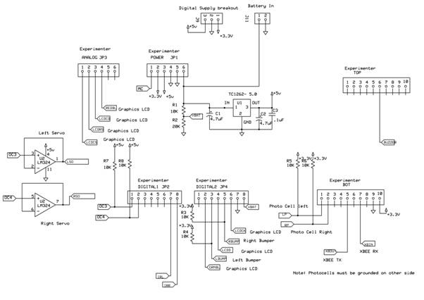 cat robot wiring diagram wiring diagram rh thebearden co 2006 Arctic Cat 400 Wiring Diagram Cat 3 Wiring Diagram