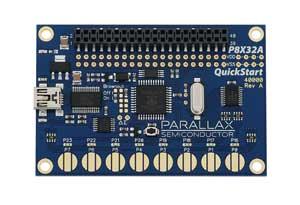 Parallax Propeller QuickStart Board #40000