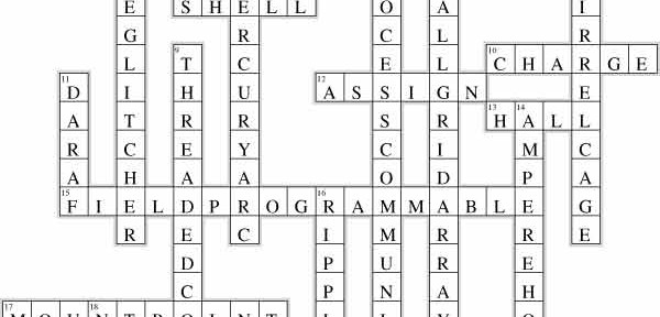 274 Crossword