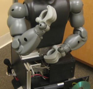 The socially-assistive robot