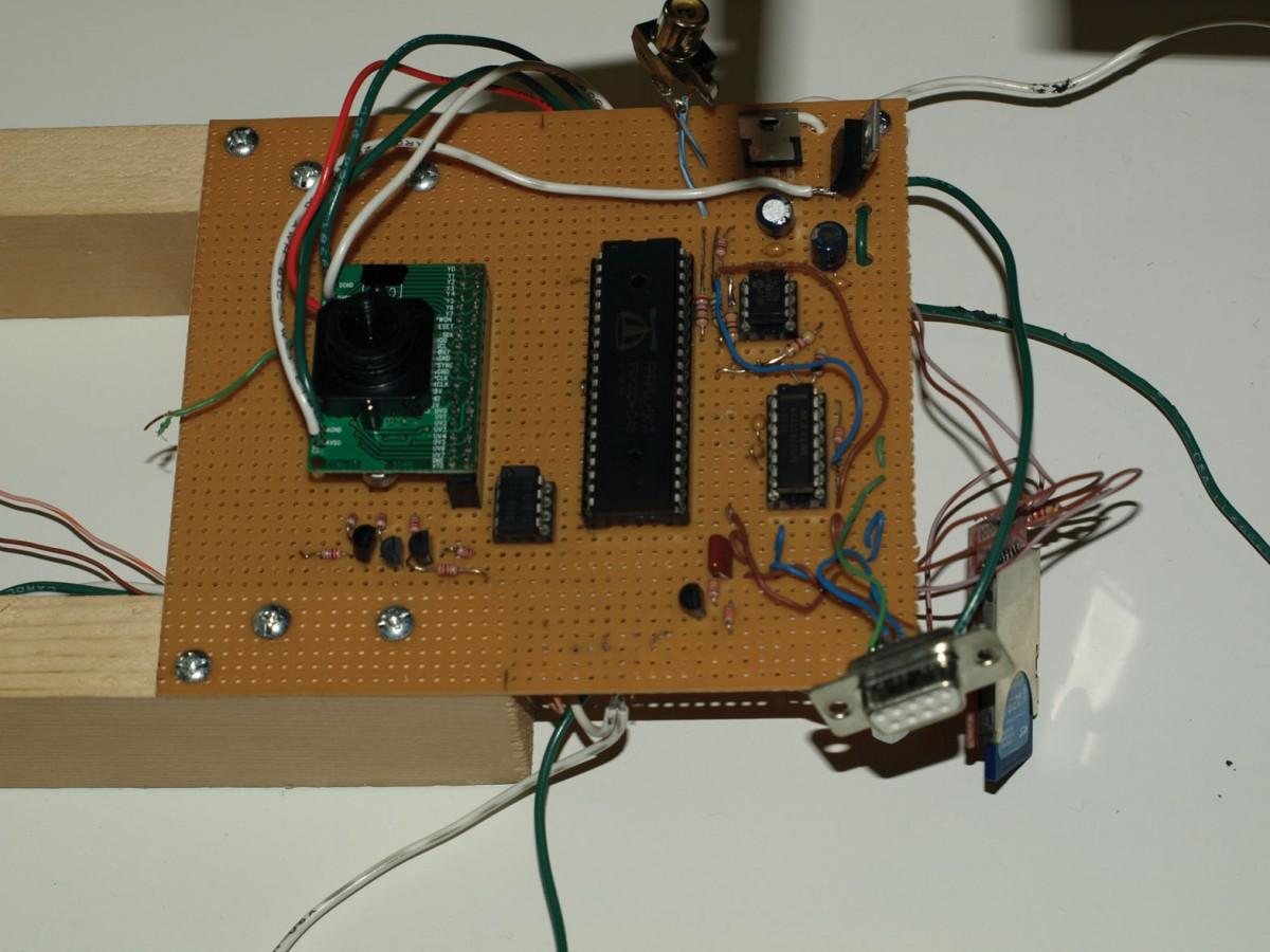 Circuit Cellar 278 Rubiks Cube Solving Robot Board That