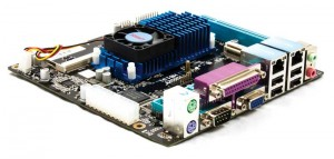 Habey HB131 mini-ITX motherboard.