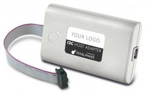 Total Phase Aaardvark USB-to-I2C Host Adapter