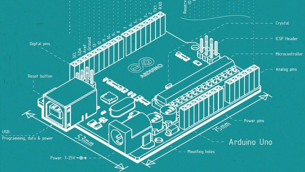 Arduino uno blueprint — free download circuit cellar