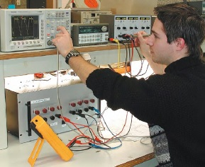 Power supply testing
