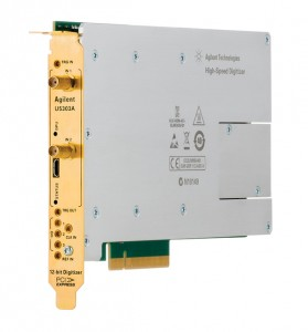 Agilent U5303A PCIe 12bit High-Speed Digitizer