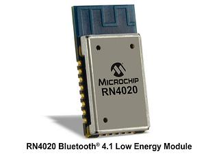 MicrochipRN4020