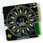 Texas Instruments DRV2605EVM-BT haptic Bluetooth kit