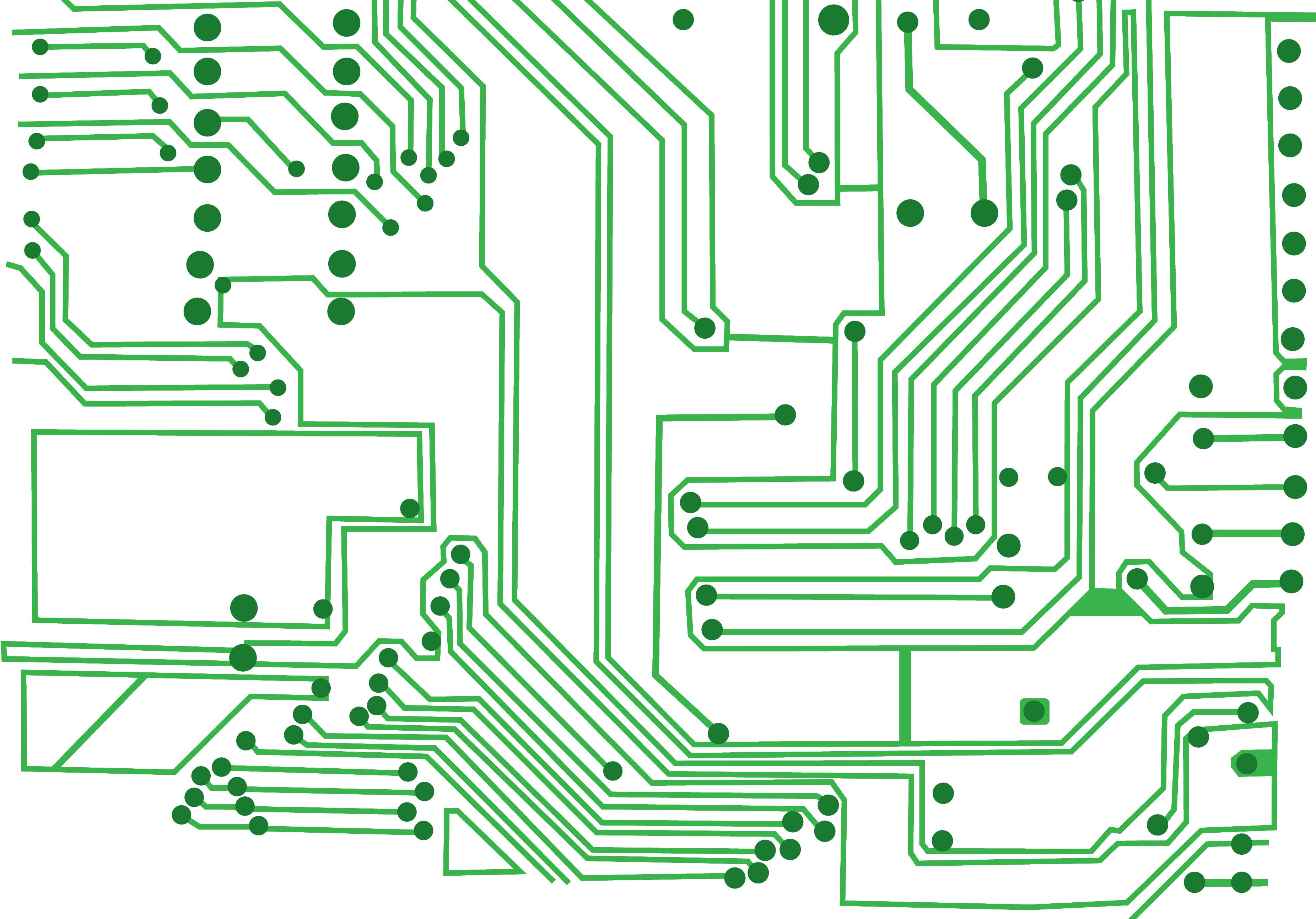 circuitboard outline circuit cellar rh circuitcellar com Laguna Seca Circuit Outlines Circuit Diagram Outline