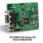 MicrochipPIC32MX125-starterkit
