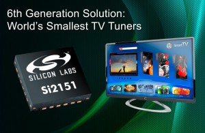SiliconLabs-TV-Tuner
