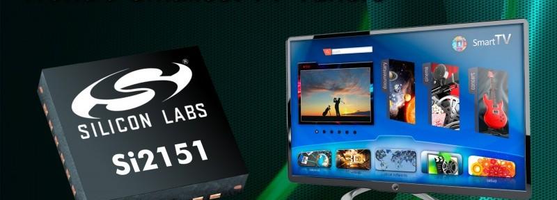SiliconLabs-TV-Tuner