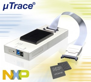 utrace nxp lpc54100 series microcontrollers