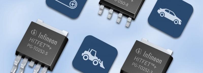 Infineon HITFETplus