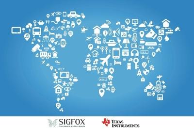 TI - SIGFOX