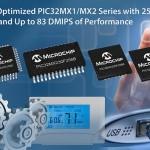 Microchip PIC32mx1