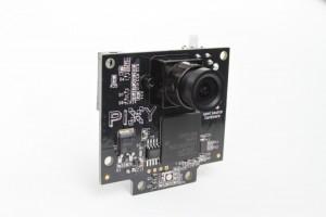 The Pixy vision sensor
