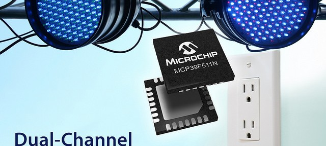 Microchip MCP39F511N