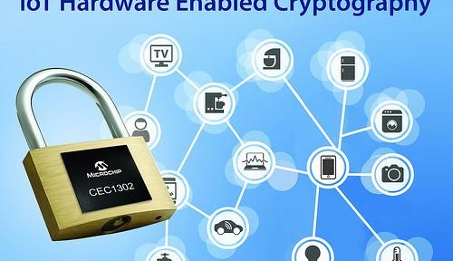 Microchip CEC1302