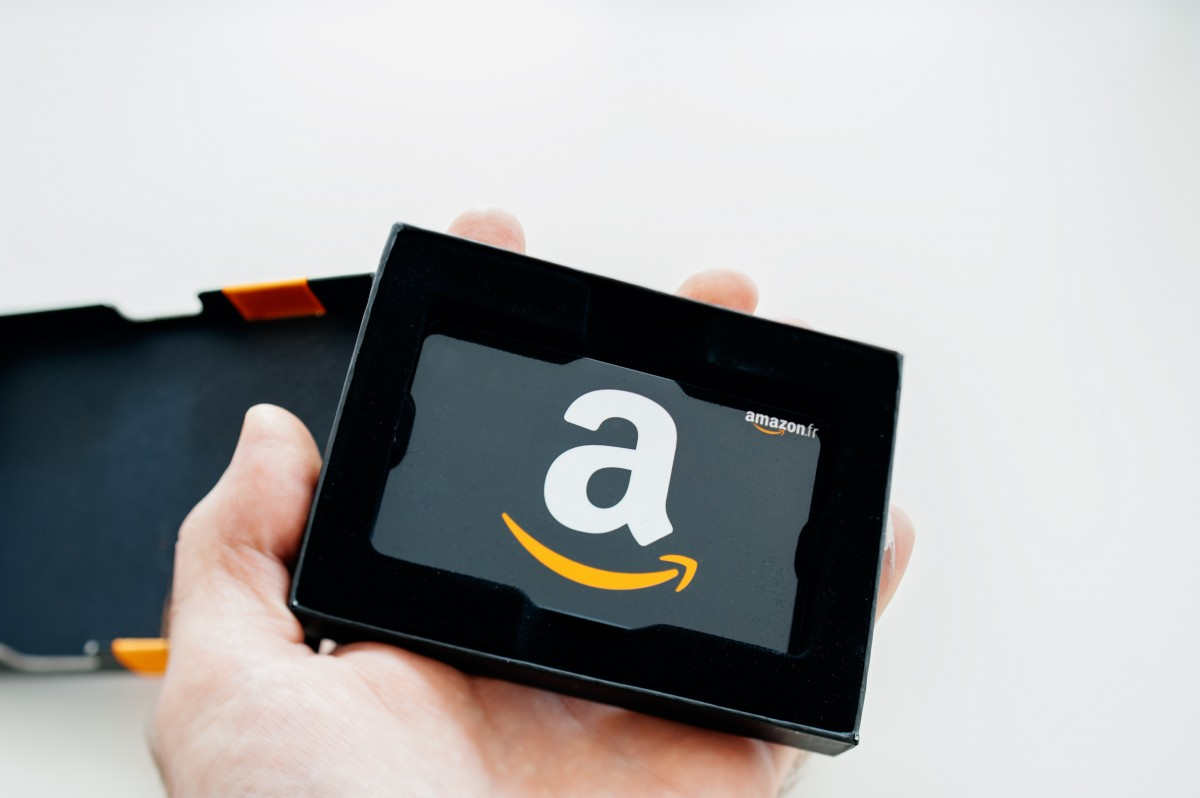 Prize #1 – $25 Amazon.com Gift Card