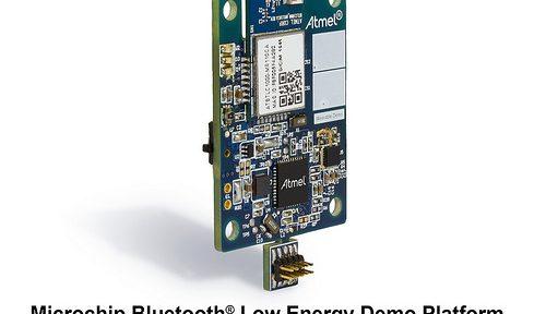 Microchip BLE Demo Platform
