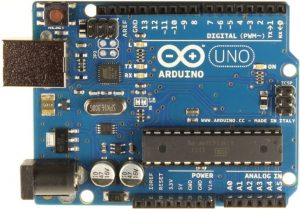 Photo 1: Arduino Uno