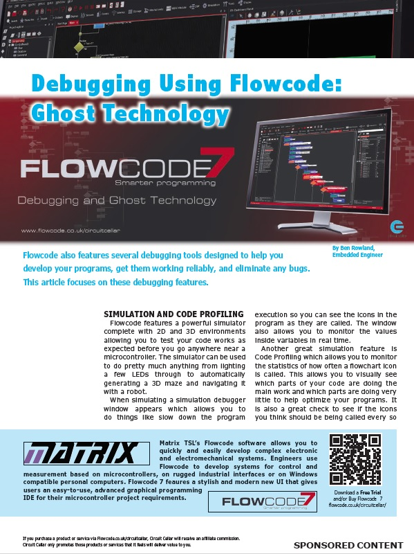 Flowcode 6 Create 30 Pic Microcontroller Projects Downloads Torrent Travellin