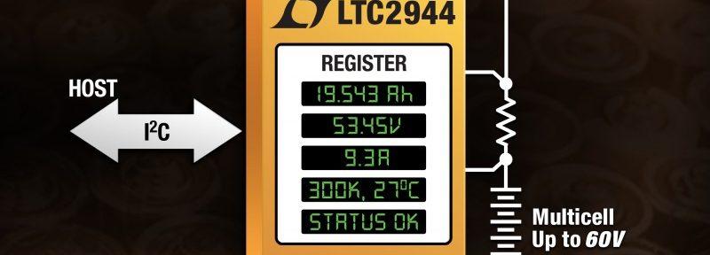 Linear Technology LTC2944