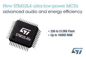 STMicro-STM32L4