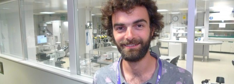 Stijn Goossens is a Research Engineer at ICFO- the Institute of Photonic Sciences.