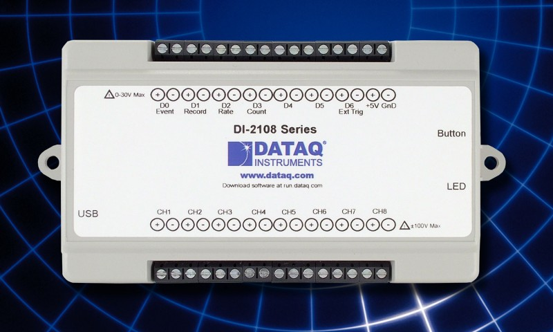 DATAQ Instruments di2108-product-photo-press-release