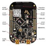 For this project, I used an NXP-Freescale FRDM-KL25Z microcontroller board.