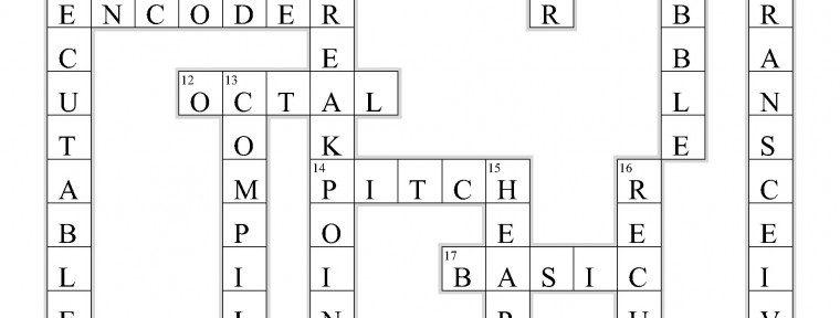 327 Crossword grid (key)