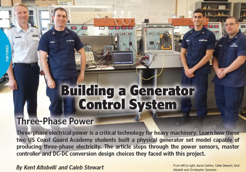 Building a Generator Control System
