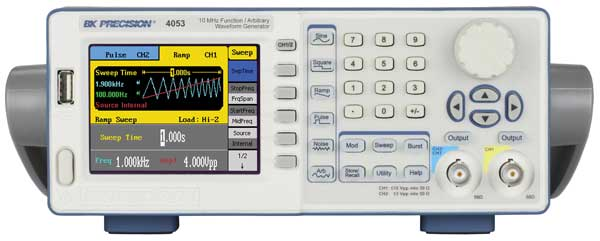 B&K Precision 4050 Series Waveform Generator
