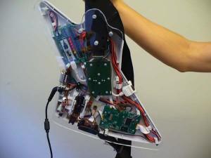 DeepNote Guitar Hero Robot