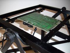 PCB flip rack