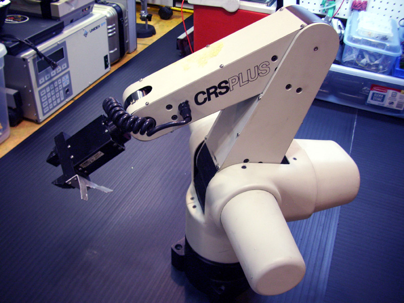 Robotics bench