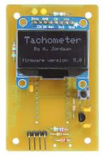 Arduino-Based Lathe Tachometer   Circuit Cellar - Part 113