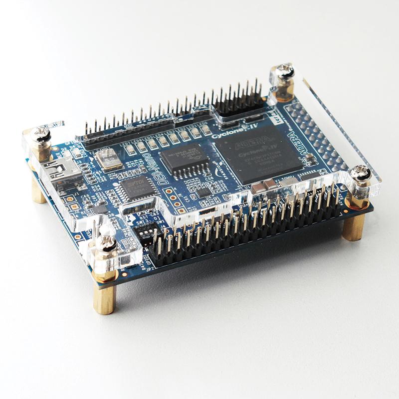 DE0-Nano Cyclone FPGA Development Board | Circuit Cellar