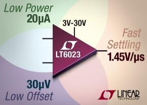Linear LT6023