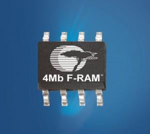 Cypress 4Mb Serial F-RAM
