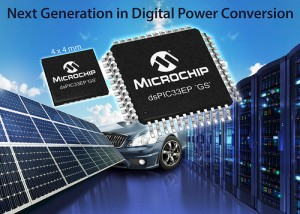 Microchip dsPIC33