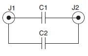 FIGURE 3: Ground isolator for CATV coax