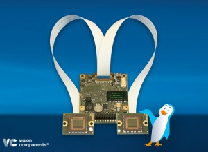 Vision Components - pinguin