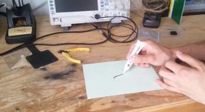 conductive paint