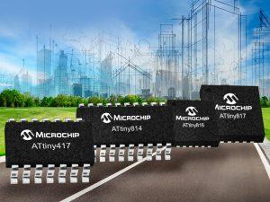 Microchip 8bittinyAVR