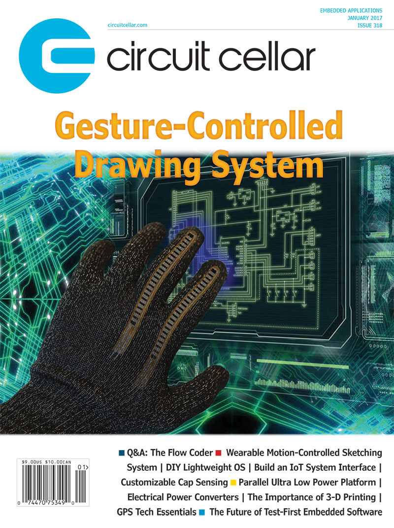 Inside Circuit Cellar Magazine 2017 Tocs Scott Tv Wiring Diagrams Get Free Image About Diagram Issue 318
